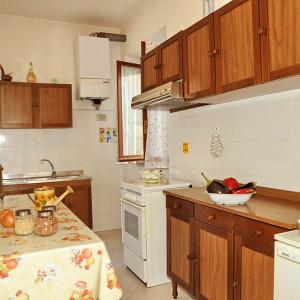 Cucina Appartamento Lago Trasimeno