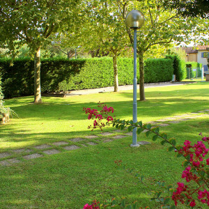 Giardino Agriturismo In Umbria
