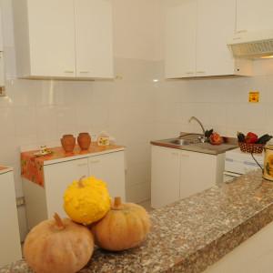 Cucina Appartamento Agriturismo Trasimeno