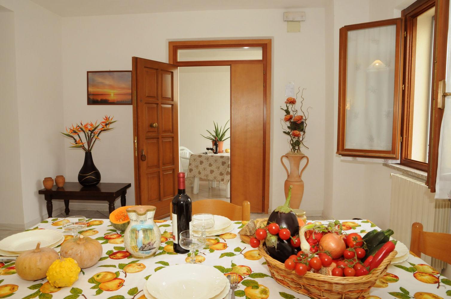 appartementen vakantie Umbrie